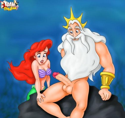 Ariel The Mermaid Cartoon Sex