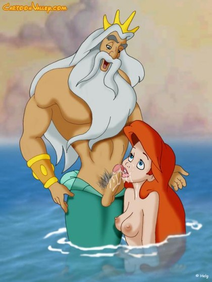 Ariel The Mermaid Xxx